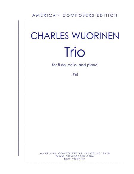 [Wuorinen] Trio