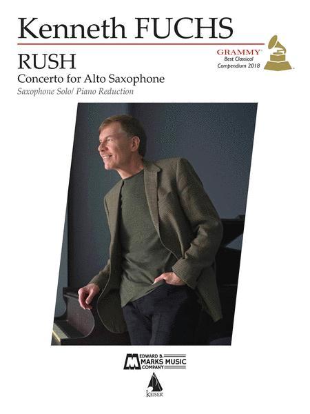 Rush: Concerto for E-flat Alto Saxophone