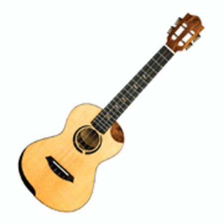 Victoria Tenor Electro-Acoustic Ukulele
