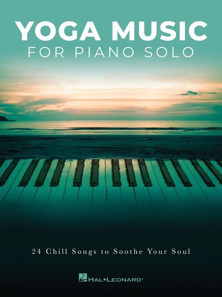 Yoga Music for Piano Solo
