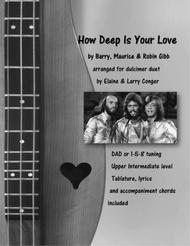 How Deep Is Your Love (duet)