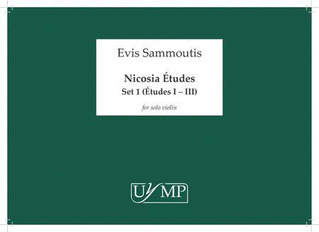 Nicosia Etudes I-III
