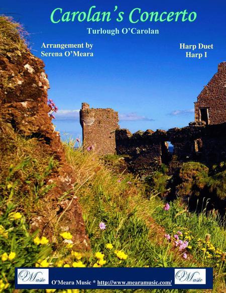 Carolan's Concerto, Harp I