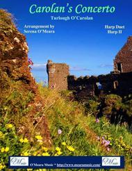 Carolan's Concerto, Harp II