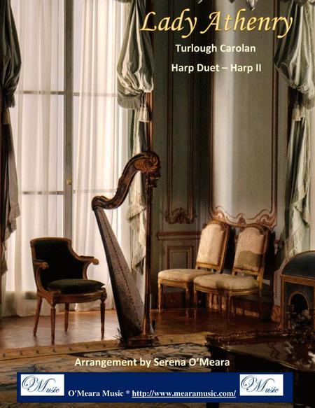 Lady Athenry, Harp II