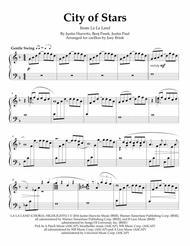 City of Stars (La La Land), for carillon
