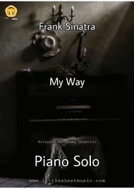 My Way (Piano Solo)