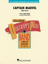 Captain Marvel (Main Theme)