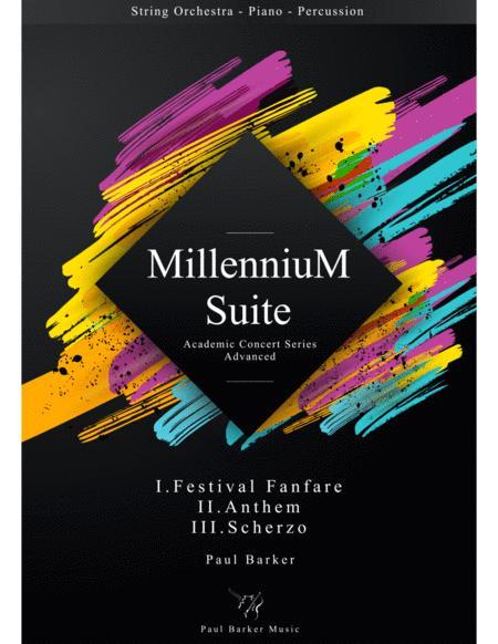 Millennium Suite (String Orchestra) Instrumental Parts