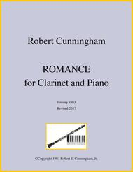 Romance for Clarinet and Piano