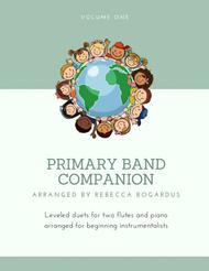 Primary Band Companion Volume 1