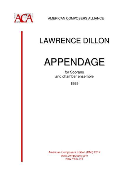 [Dillon] Appendage