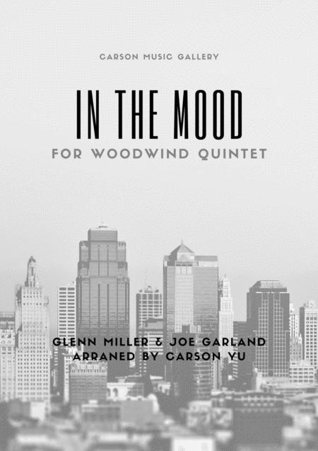 In The Mood (Glenn Miller) - for Woodwind Quintet