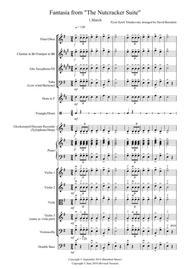 March (Fantasia from Nutcracker) for Flexible School Ensemble/Orchestra