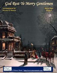 God Rest Ye Merry, Gentlemen, Harp I