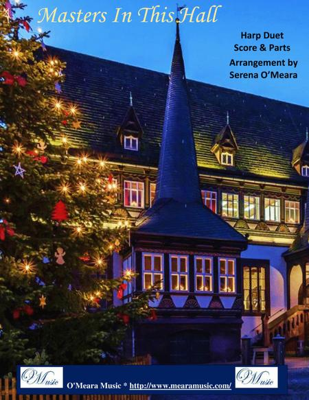 Masters in This Hall, Score and Parts