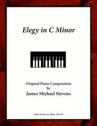 Elegy in C Minor - Reflective Piano
