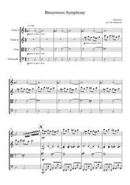 Bittersweet Symphony (string quartet)