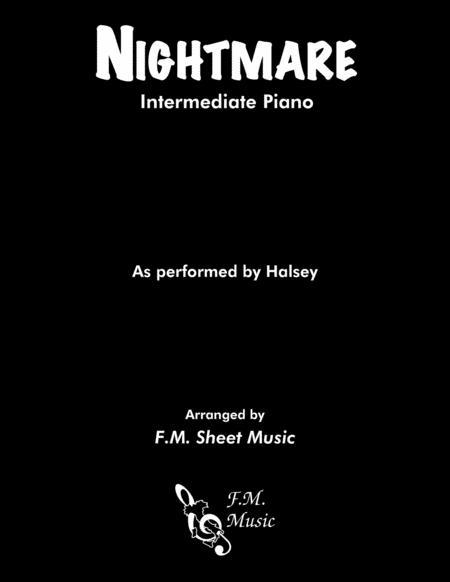 Nightmare (Intermediate Piano)