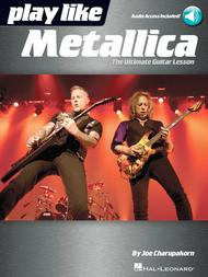 Play like Metallica