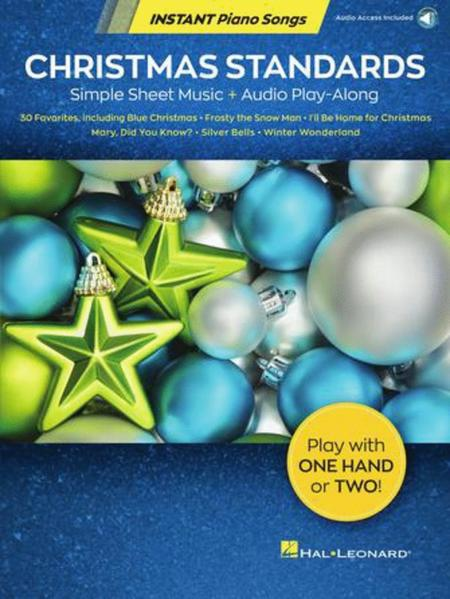 Christmas Standards - Instant Piano Songs