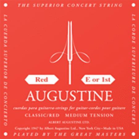Classic/Red - Medium Tension Nylon Guitar Strings