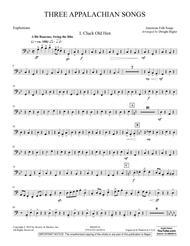 Three Appalachian Songs - Euphonium