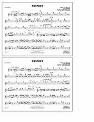 Respect (arr. Michael Oare) - Flute/Piccolo