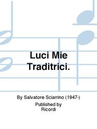 Luci Mie Traditrici