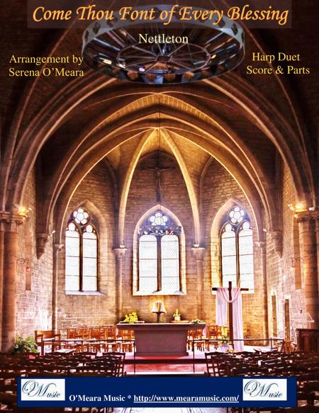 Come Thou Fount of Every Blessing, Score and Parts