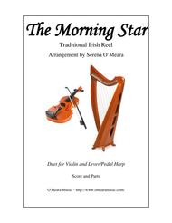 The Morning Star for Violin & Harp