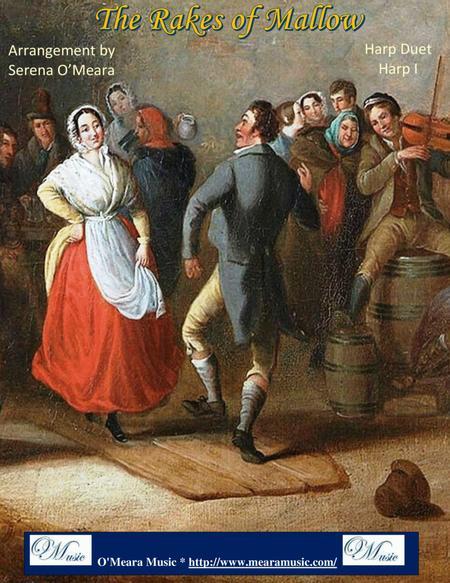 The Rakes of Mallow, Harp I
