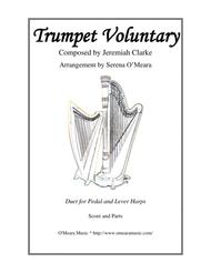 Trumpet Voluntary (The Prince of Denmark's March), Score and Parts