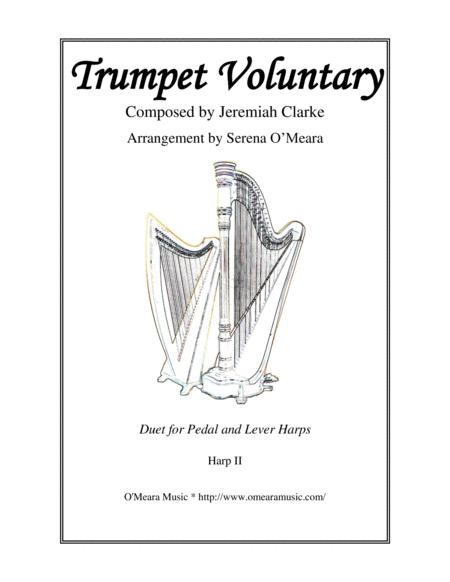 Trumpet Voluntary (The Prince of Denmark's March), Harp II