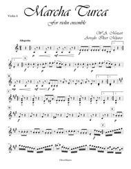 Mozart's turka march