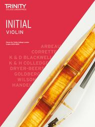 Violin Exam Pieces 2020-2023: Initial