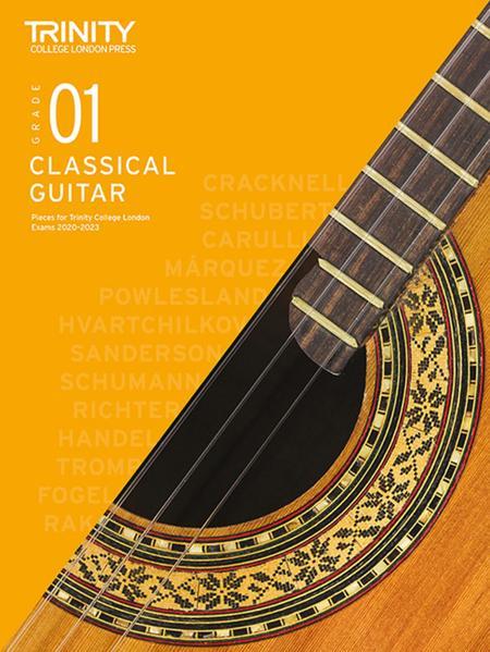 Guitar Exam Pieces & Studies 2020-2023: Grade 1