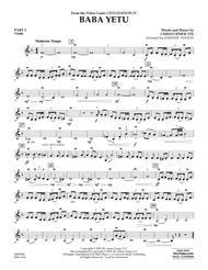 Baba Yetu (from Civilization IV) (arr. Johnnie Vinson) - Pt.2 - Violin