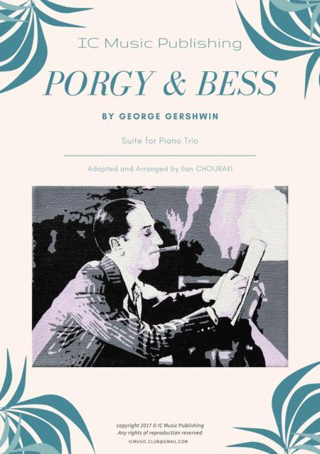 Porgy & Bess, Suite for Piano Trio