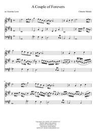 A Couple Of Forevers (Violin 1, Violin 2, Cello Trio)