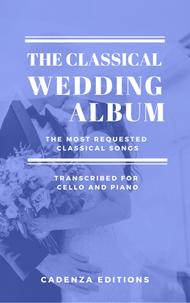6 Wedding Songs for Cello and Piano