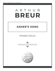 Asher's Song - Piano Solo