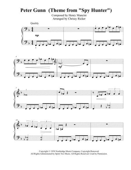 Peter Gunn (Theme from