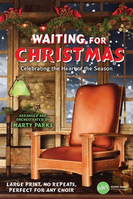 Waiting for Christmas - Accompaniment CD