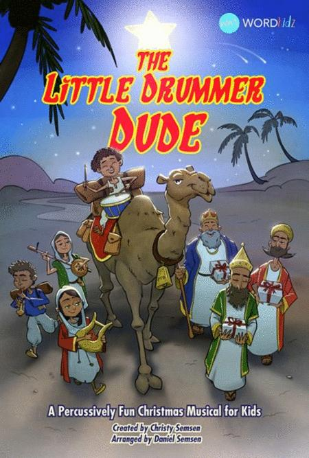 The Little Drummer Dude - Instructional Video
