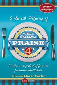 Well Seasoned Praise 4 - Listening CD