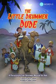 The Little Drummer Dude - Listening CD
