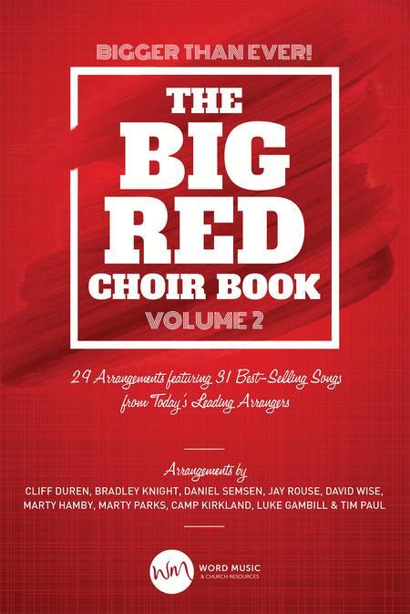 The Big Red Choir Book, Volume 2 - Listening CD