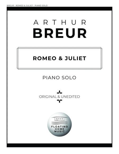 Romeo & Juliet - Piano Solo