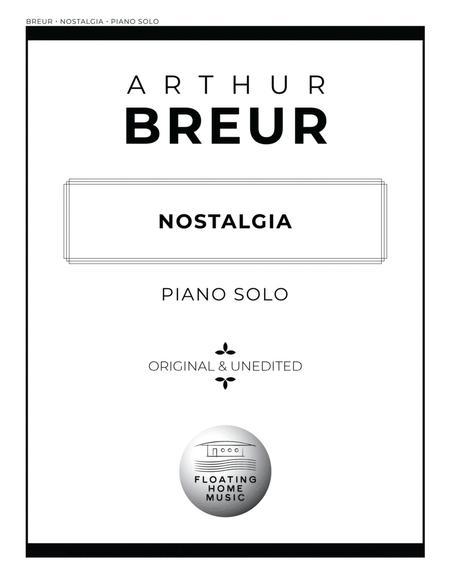 Nostalgia - Piano Solo